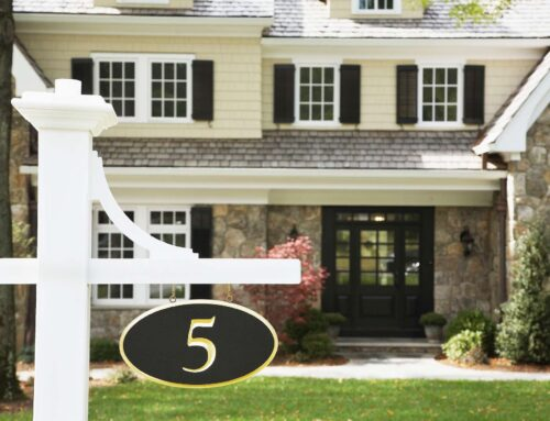 Budget Curb Appeal Ideas