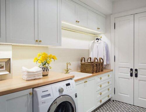 Amazing Laundry Room Makeovers