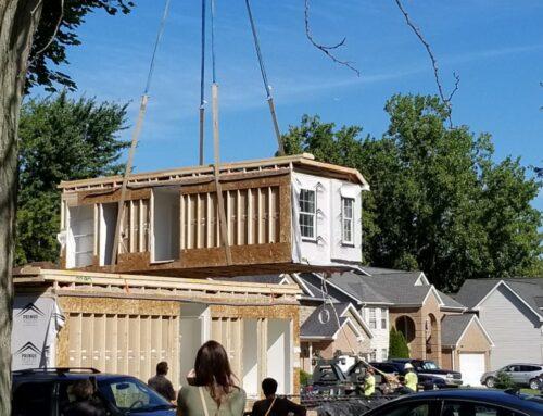 Modular Homes For In-Fill Housing