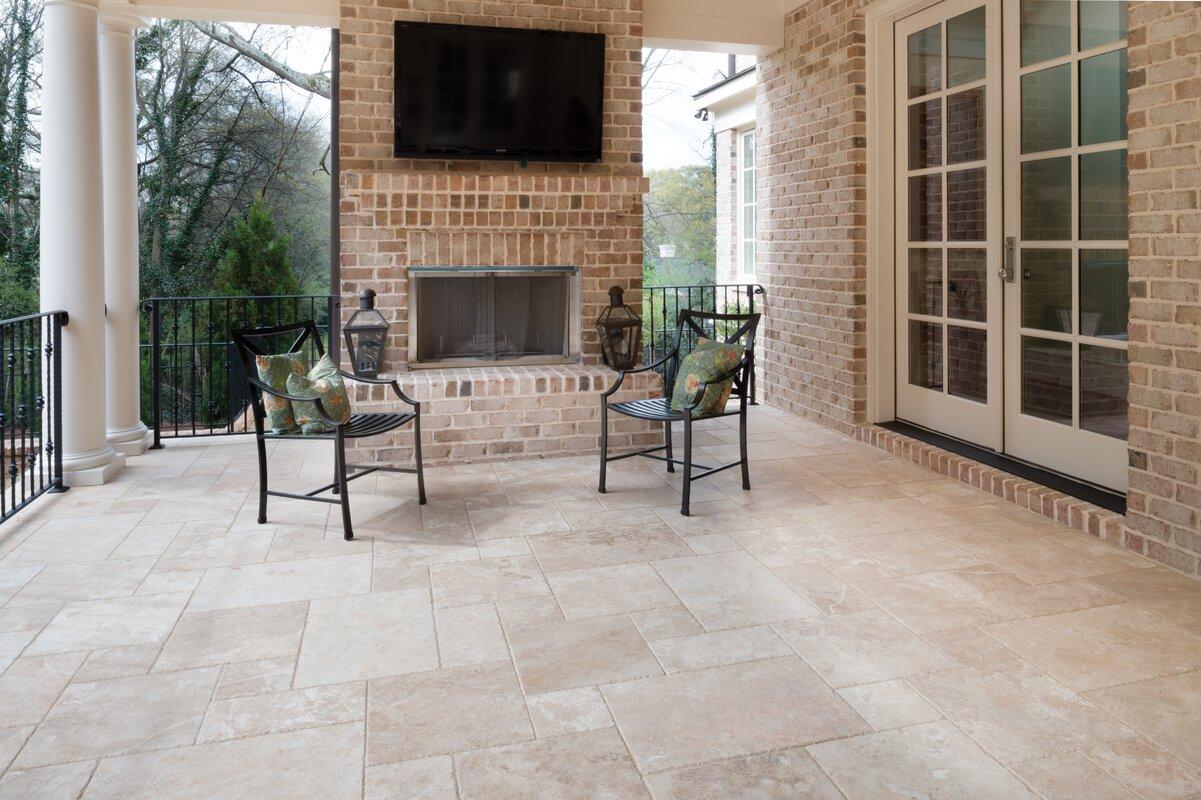 Tile your patio Simcoe Port Dover flooring