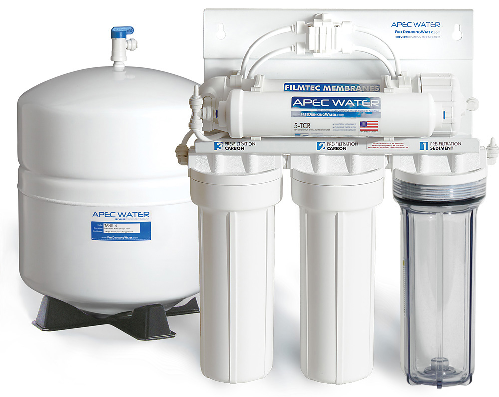 Norfolk County water filtration systems